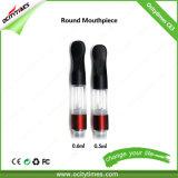 Ocitytimes E-Zigarette Hanf-Öl Cbd Vape Kassette mit Soem-Paket