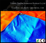 Telhado impermeável de alta qualidade de encerado da tampa de lona