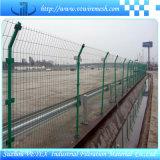 Rete metallica rivestita della rete fissa del PVC