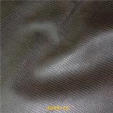 Cuero de zapato caliente de la PU de los materiales de materias textiles de la venta con el modelo del lagarto