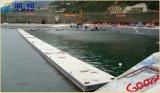 中国のモジュラー具体的な浮遊ポンツーンのドックのポンツーン