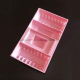 Поднос цвета волдыря шоколада фабрики изготовленный на заказ