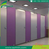 Painel de resina fólico fenol HPL Cubículo modular e acessórios