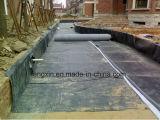 Película impermeável do HDPE da alta qualidade para a engenharia subterrânea