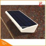 새로운 태양 빛 57LED 태양 옥외 램프 정원 훈장을%s 방수 PIR 운동 측정기 태양 램프
