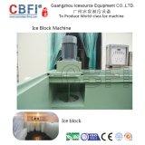 Máquina industrial do fabricante de gelo do bloco da certificação do ISO do melhor vendedor de Cbfi