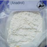 La poudre orale Oxymetholone Anadrol de stéroïdes anabolisant marque sur tablette des pillules