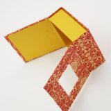 Boîte à bijoux en bijoux en carton élégant en relief (J10-B2)
