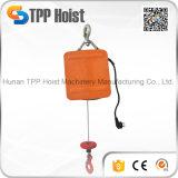 Портативный электрический блок тракции для тянуть и поднимать
