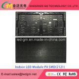 Modulo dell'interno all'ingrosso di prezzi P4 LED, 256*128mm, USD13.8