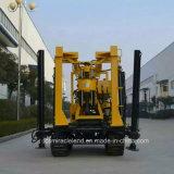 Piattaforma di produzione idraulica mobile del pozzo d'acqua del cingolo (YZJ-200Y)