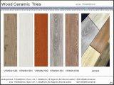 Mattonelle di pavimento di ceramica di legno di Foshan per la decorazione dell'interno (VRW6N1504, 150X600mm)