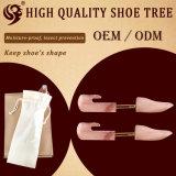 Longue vie en bois d'arbre de chaussure d'homme normal de modèle pour les chaussures