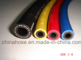 L'air d'EPDM a comprimé le boyau renforcé par caoutchouc pour l'outil pneumatique
