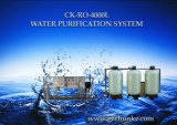 Kommerzielle gesundheitliche RO-Wasser-Reinigungsapparat-Systems-Pflanze für Getränk