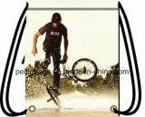 Form-Entwurfs-PolyesterDrawstring Sports Rucksack-Gymnastik-Beutel