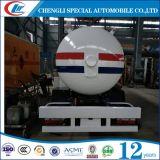 좋은 품질 2.5mt LPG 프로판 가스 탱크 트럭