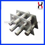 Filtro industrial magnético permanente fuerte del imán de NdFeB Rod