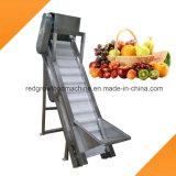 Machine de levage de convoyeur pour des fruits et légumes