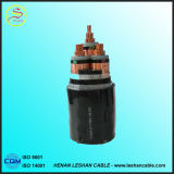 Кабель сердечника 4mm2 кабеля 4 электропитания PVC/PVC Cu/600/1000V IEC 60502-1 медный