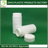 Новая бутылка микстуры круглой формы PE конструкции 200ml пластичная