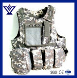 卸し売り軍の機密保護のカムフラージュの戦術的な防弾チョッキ(SYSG-110)