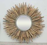 شكل خاصّة [وثرد] بيتيّة زخرفيّة جدار مرآة ([له-و17034])