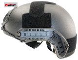 速いヘルメットNIJ IIIAの弾道ヘルメットの軍の防弾ヘルメット