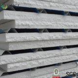 de Comités van de Sandwich Panel/EPS van 50mm EPS/het Koele die Comité van de Zaal met het Profiel van het Aluminium worden gebruikt