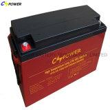 batterie solaire de cycle profond de la batterie 12V 85ah d'UPS 12V