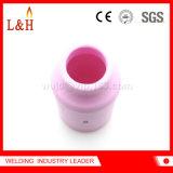 boquilla de la lente del gas del alúmina 54n14 conveniente para el soplete de TIG