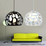 China-Zubehör-sehr preiswerterer Preis-moderner einfacher Leuchter-hängende Lampe
