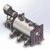 Mezclador de múltiples funciones de la cuchilla de la goma del gránulo del polvo
