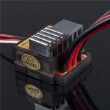NiMH 4.8 - 7.2V 320A는 RC 차 Boart를 위한 전기 속도 관제사 솔 ESC를 1/8의 1/10의 트럭 2 륜 마차 솔질했다