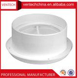 Тарельчатый клапан выхлопного воздуха металла вентиляции кондиционирования воздуха