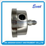 Todos os calibres de pressão de aço inoxidável-Corrision prova de pressão
