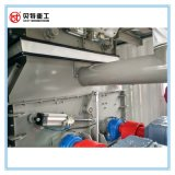 160 T/H Stationery Intermittent Asphalt Batching Mixing Plant met ISO 9001