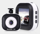 Macchina fotografica grandangolare DVR dell'automobile della griglia 1080P HD 140 Dashcam