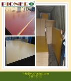 Легкая доска MDF Shapping при меламин ый для мебели