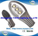 La mejor farola de la luz de calle de la MAZORCA 100W LED de Meanwell /Bridgelux de la venta de Yaye 18/100W LED con 5 años de garantía