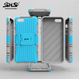 Shs 3 Shockproof in 1 cassa del telefono delle cellule con la clip della cinghia per Moto Z