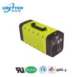 UPS extérieur hors ligne portatif multifonctionnel de batterie au lithium de 12V 31.2ah 346wh