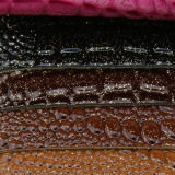 2017の方法多彩な浮彫りにされたハンドバッグの革装飾的な革(F8522)
