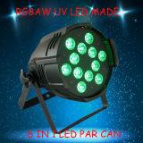 Wand-Unterlegscheibe des konkurrenzfähiger Preis-Aluminium-12PCS Rgbawuv LED
