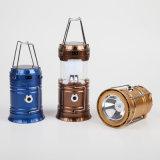 Lanterna de acampamento de emergência de alta potência LED