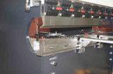 Wc67y-125X4000 Máquina de doblado hidráulico de la placa de acero