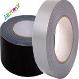 良質のゴム系接着剤の綿のリボンテープ