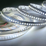 12V 204LED cubierta de aluminio de la lámpara 3014 tira flexible del LED