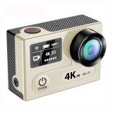 Los H8rse más nuevos y populares 4k WiFi 1080P impermeabilizan la cámara teledirigida de la acción
