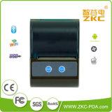 Imprimante de réception thermique portable Bluetooth sans fil de 58 mm